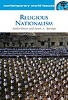 Religious Nationalism, Atalia Omer, Jason Springs