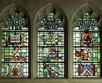 Great Hall windows