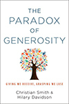 The Paradox of Generosity, Christian Smith and Hilary Davidson