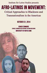 Afro-Latinos in Movement Conference