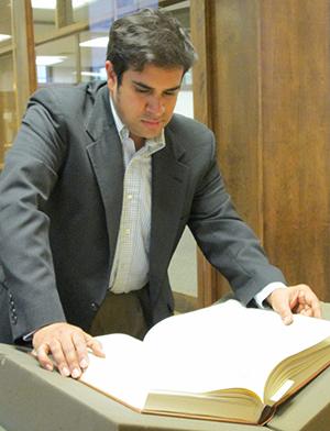 David Morris, Ph.D. candidate
