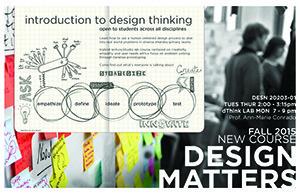 Design Matters course