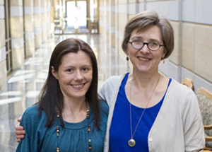 Stefanie Israel and Ann Mische