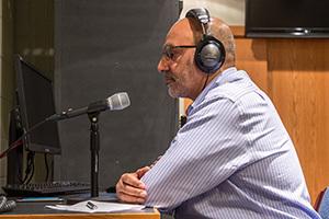 Ebrahim Moosa on NPR