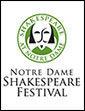 Notre Dame Shakespeare Festival