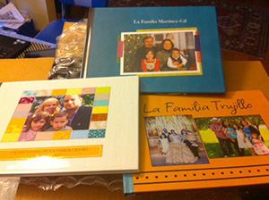 Books made in community-based learning courses