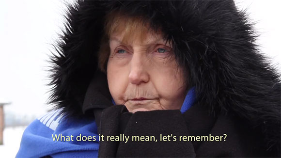 Eva Kor in Tikkun Olam: To Heal the World