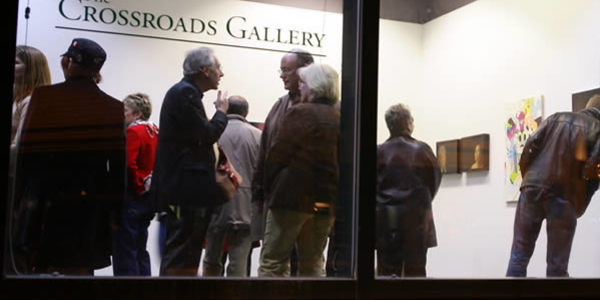 Crossroads Gallery at the Center for Arts and Culture