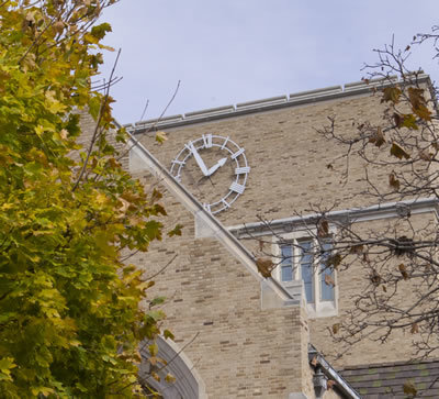 College Council Fall Clock