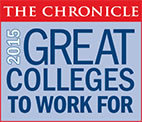 Chronicle Great Colleges To Work For