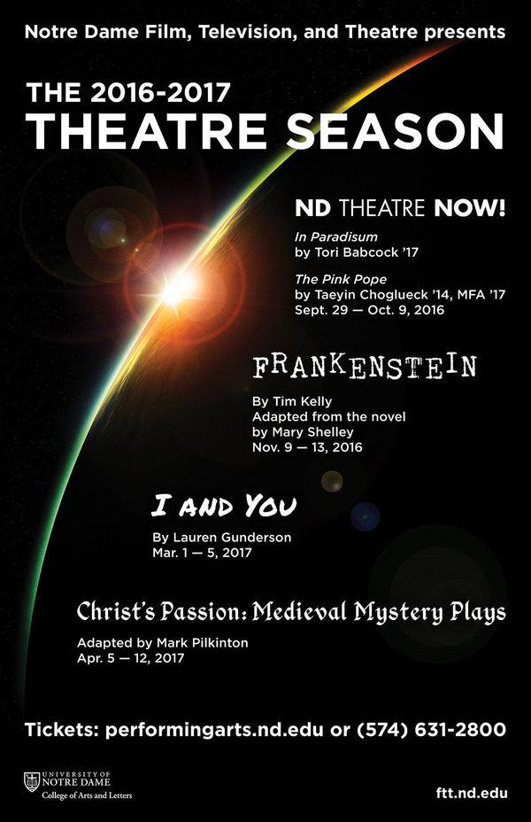 2016-17 FTT Theatre Season
