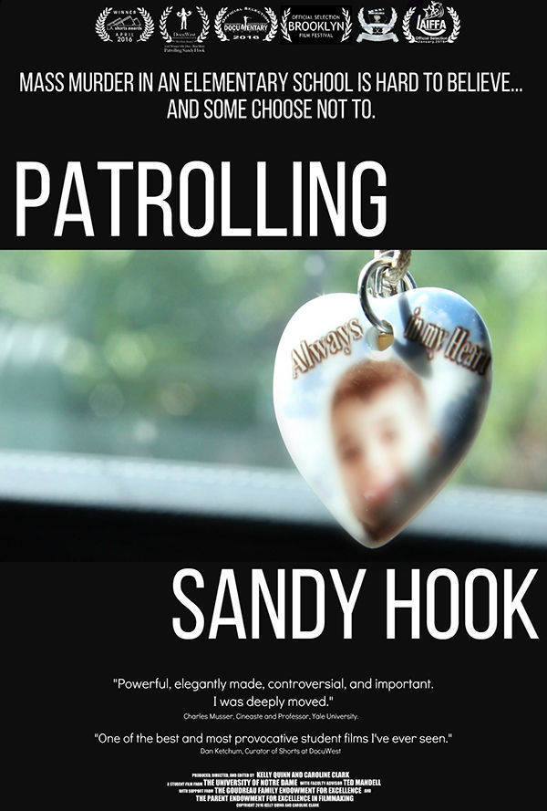 Patrolling Sandy Hook Film Poster