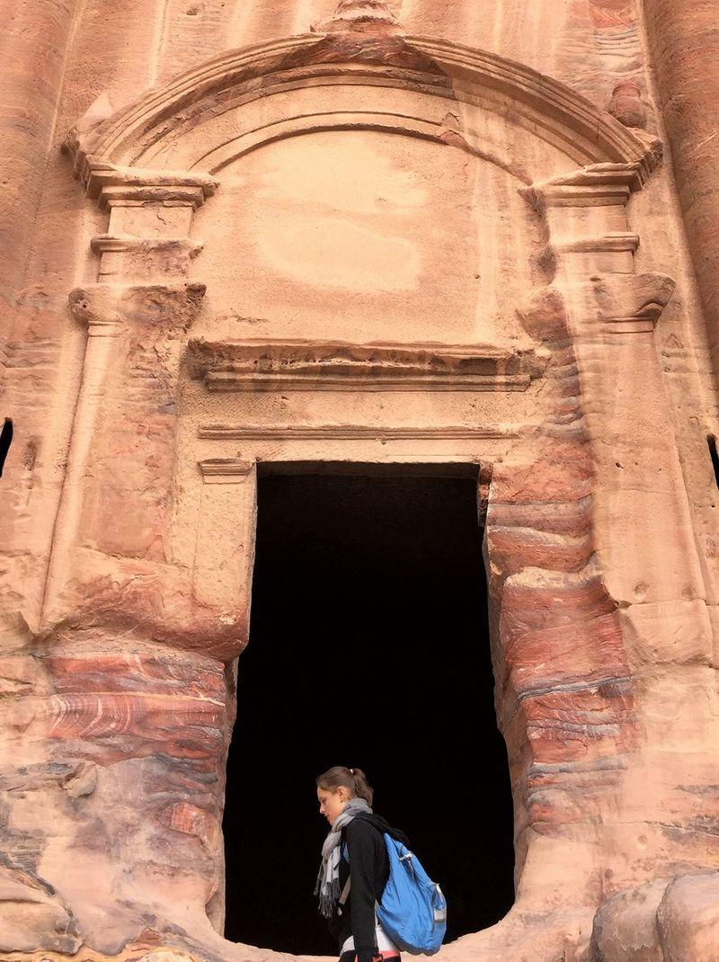 Sienna Wdowik In Jordan
