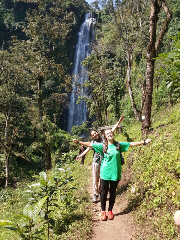 Casey Kennedy In Tanzania