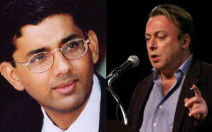 D'Souza and Hitchens