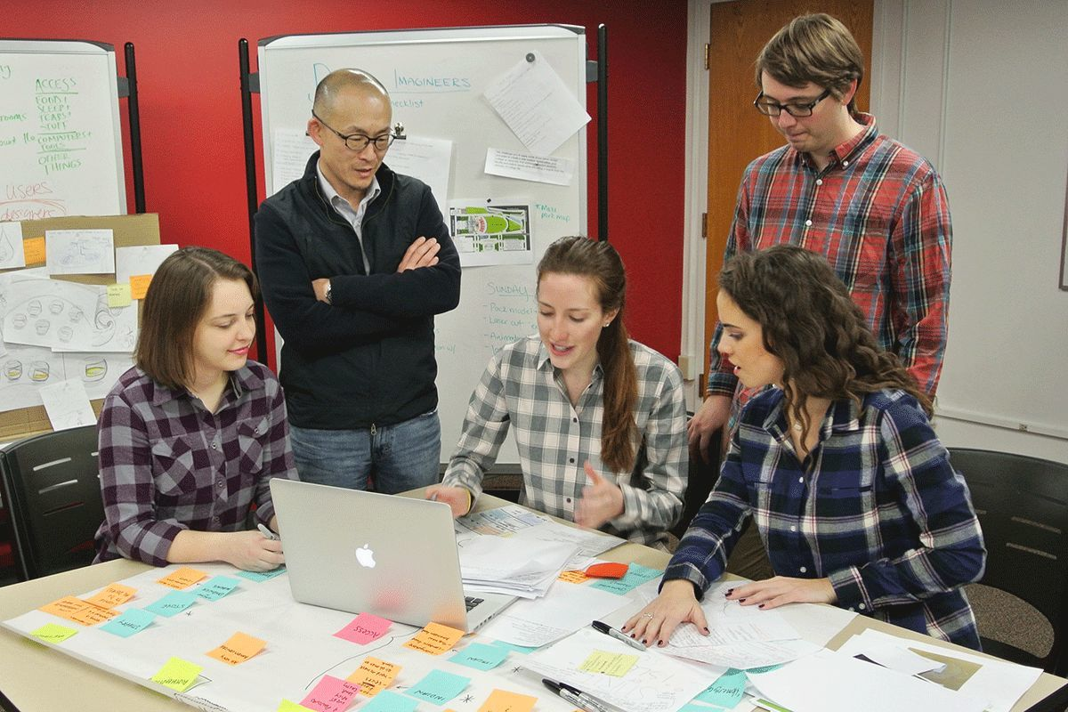Team Of Notre Dame Students Named Finalists In Disney Imagineering