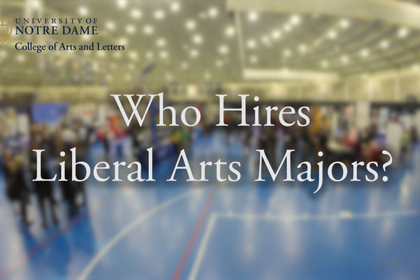 who hires liberal arts majors