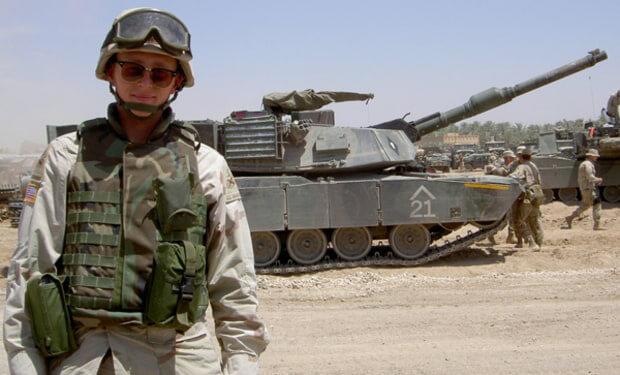 Roy Scranton Iraq