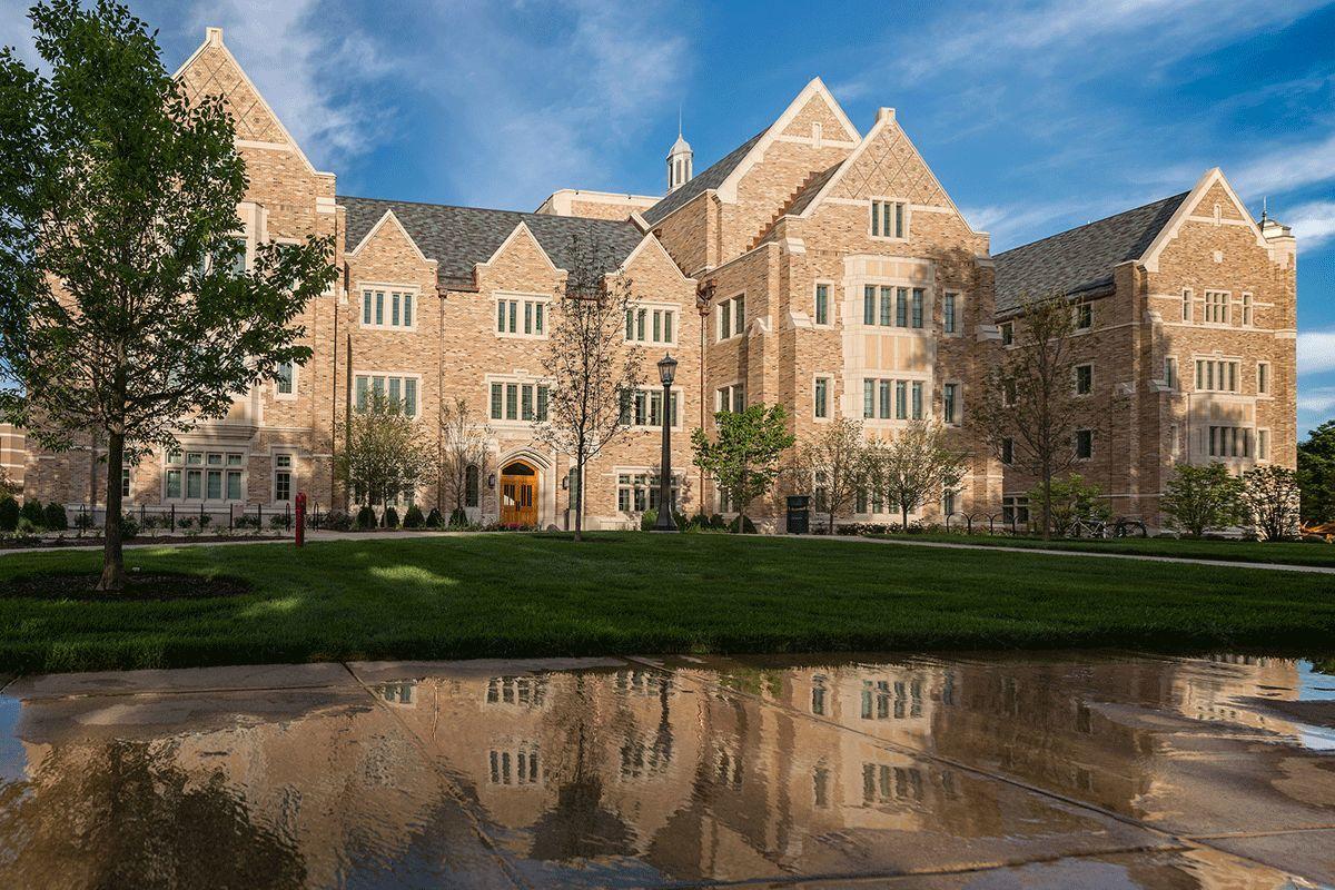 Jenkins Nanovic Halls