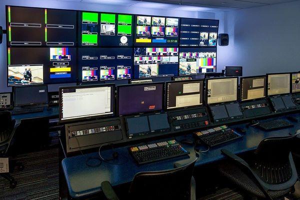 Nd Studios Control Room 1200