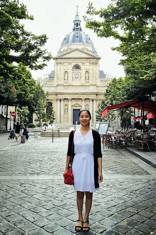Tianyi Tan Paris 600