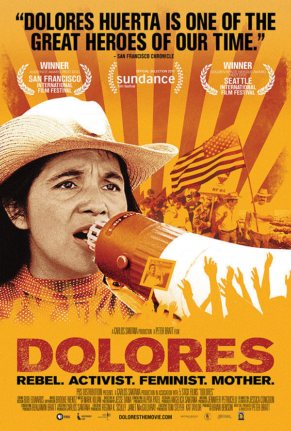 Dolores Documentary Poster 600