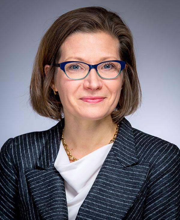 Dean Sarah A. Mustillo
