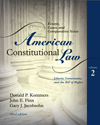 American Constitutional Law: Liberty, Community, and the Bill of Rights, Vol