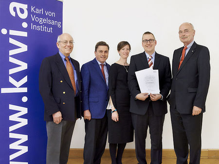 Deak Austrian State Prize