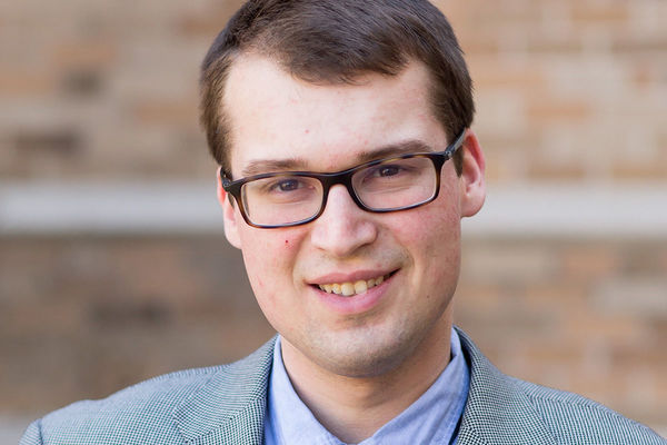 Q&A with Nikolas Churik, graduate student in Early Christian Studies