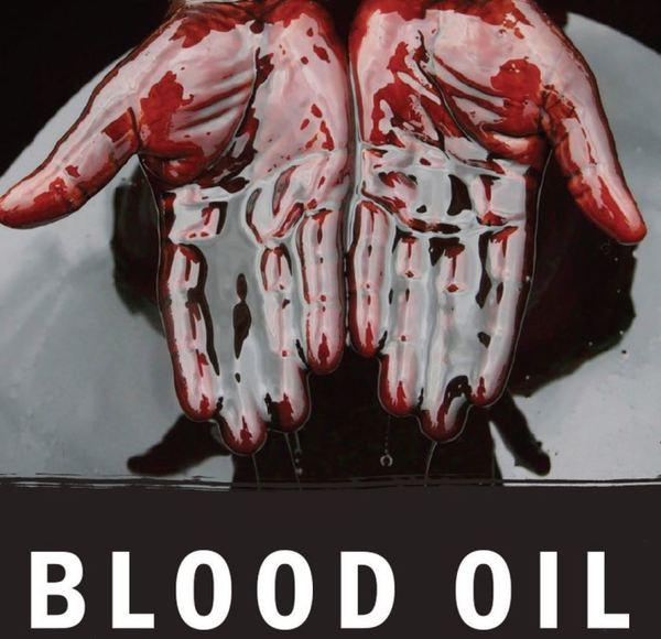 Blood Oil Book Cover