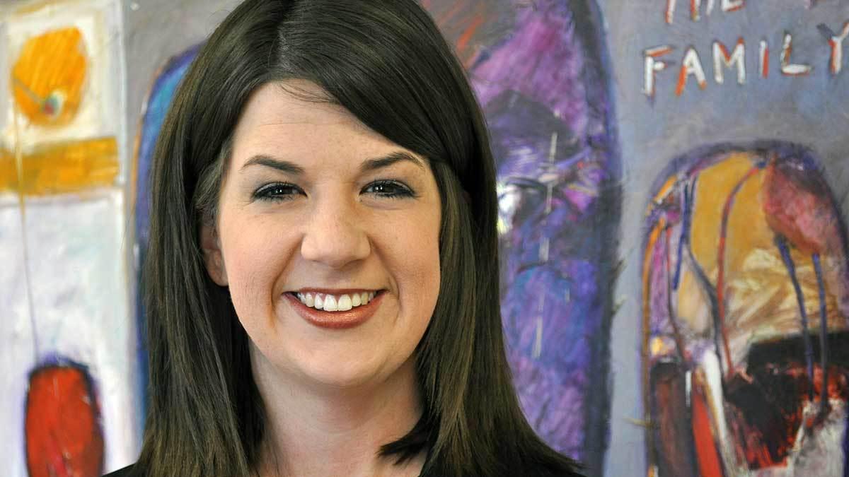 Heather Reynolds Headshot Feature