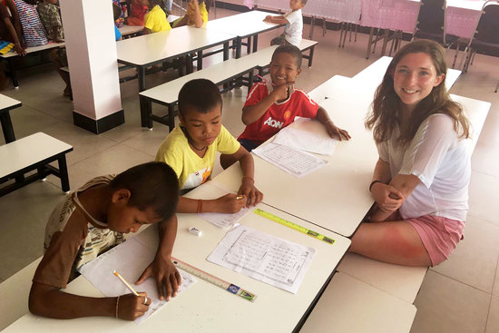Ninneman Cambodian Refugees Thailand
