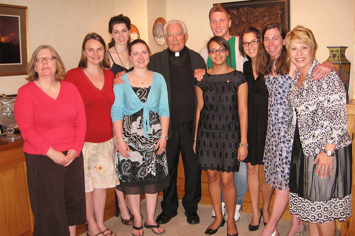 Hesburgh At Gender Studies