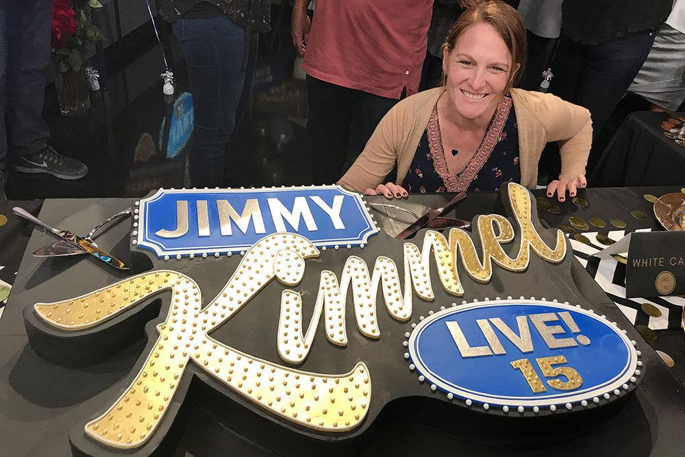 Jen Richardson Kimmel Live Anniversary