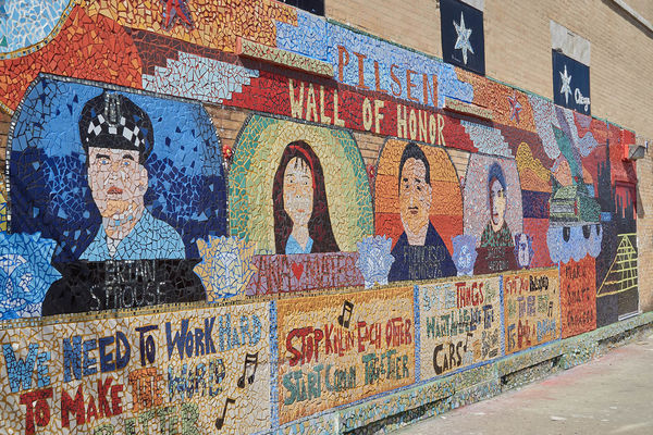 American studies professor awarded Whiting Public Engagement Fellowship to support work on Latinx murals of Pilsen