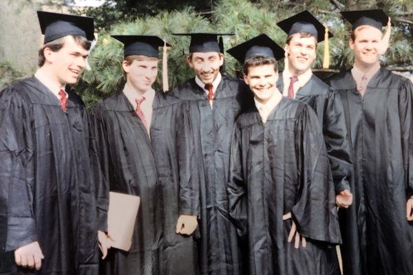 Hilger Graduation