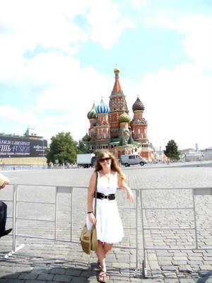 Blyth Stone Russia