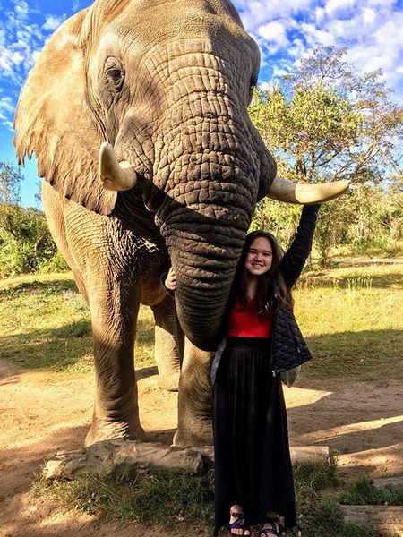 Ellen Pil South Africa