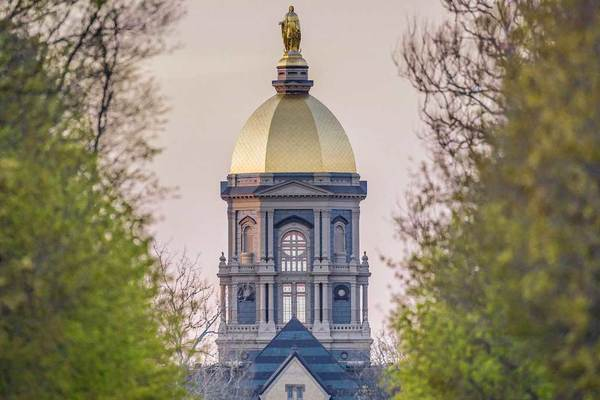 Notre Dame among top Fulbright producers for sixth consecutive year