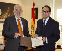 Felipe Fernández-Armesto honored in Spain