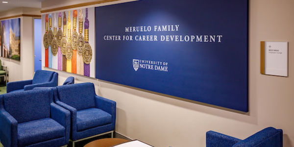 Meruelo Family Center for Career Development