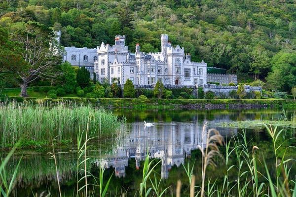 The Inspiration Place: Writers and artists find space to create at Ireland's Kylemore Abbey