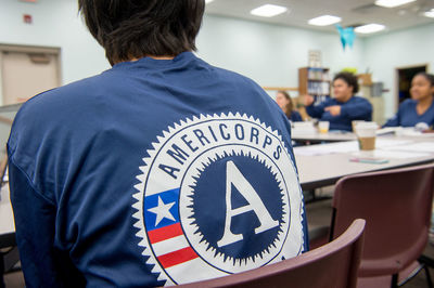 Americorps event