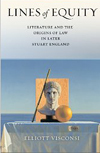 Lines of Equity: Literature and the Origins of Law in Later Stuart England