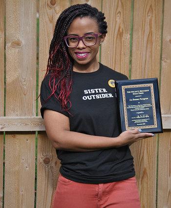 La Donna Forsgren Astr Award
