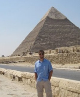 Ryan Shannon in Egypt