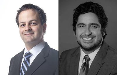Luis Ponce And Daniel Vazquez