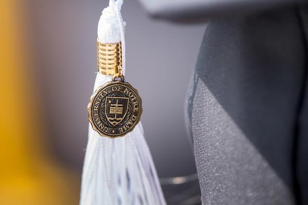A L Graduation Tassel
