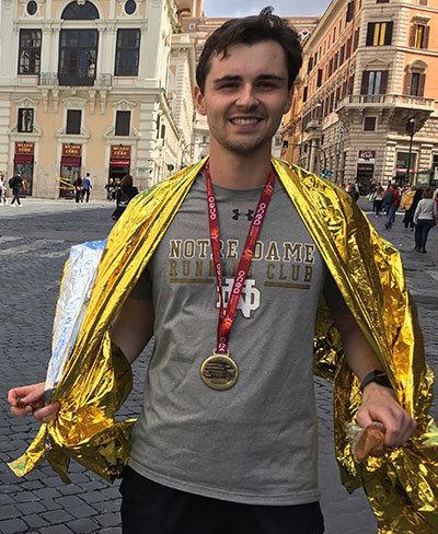Matthew Canonico Race